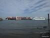 ULSAN EXPRESS QUANTUM OF THE SEAS Southampton PDM 31-10-2014 12-09-26