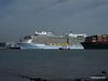 QUANTUM OF THE SEAS ULSAN EXPRESS Southampton PDM 31-10-2014 12-05-54