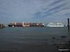 ULSAN EXPRESS QUANTUM OF THE SEAS Southampton PDM 31-10-2014 12-09-29