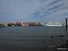ULSAN EXPRESS QUANTUM OF THE SEAS Southampton PDM 31-10-2014 12-09-30