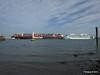 ULSAN EXPRESS QUANTUM OF THE SEAS Southampton PDM 31-10-2014 12-09-25