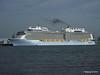 QUANTUM OF THE SEAS Southampton PDM 31-10-2014 12-10-04