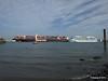 ULSAN EXPRESS QUANTUM OF THE SEAS Southampton PDM 31-10-2014 12-09-24
