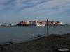 ULSAN EXPRESS Arriving Southampton PDM 31-10-2014 12-07-10