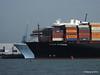 QUANTUM OF THE SEAS ULSAN EXPRESS Southampton PDM 31-10-2014 12-06-53