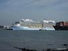 QUANTUM OF THE SEAS ULSAN EXPRESS Southampton PDM 31-10-2014 12-05-051