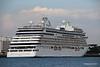 SEVEN SEAS EXPLORER Departing Southampton PDM 25-07-2017 18-09-10
