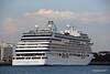 SEVEN SEAS EXPLORER Departing Southampton PDM 25-07-2017 18-09-04