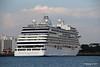 SEVEN SEAS EXPLORER Departing Southampton PDM 25-07-2017 18-09-00