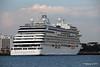 SEVEN SEAS EXPLORER Departing Southampton PDM 25-07-2017 18-09-03