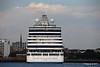 SEVEN SEAS EXPLORER Departing Southampton PDM 25-07-2017 18-08-36