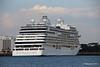 SEVEN SEAS EXPLORER Departing Southampton PDM 25-07-2017 18-09-01