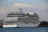 SEVEN SEAS EXPLORER Departing Southampton PDM 25-07-2017 18-09-08