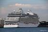 SEVEN SEAS EXPLORER Departing Southampton PDM 25-07-2017 18-09-06