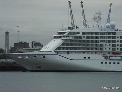 SEVEN SEAS VOYAGER Departing Southampton PDM 29-08-2015 16-27-28
