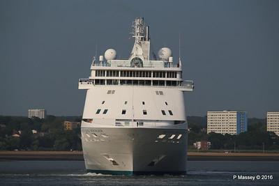 SEVEN SEAS VOYAGER Departing Southampton PDM 06-06-2016 18-16-030