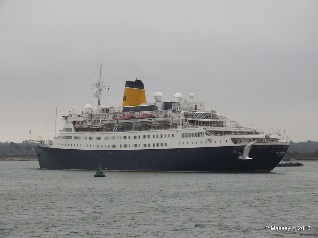 SAGA RUBY under tow Southampton PDM 08-01-2013 15-24-53