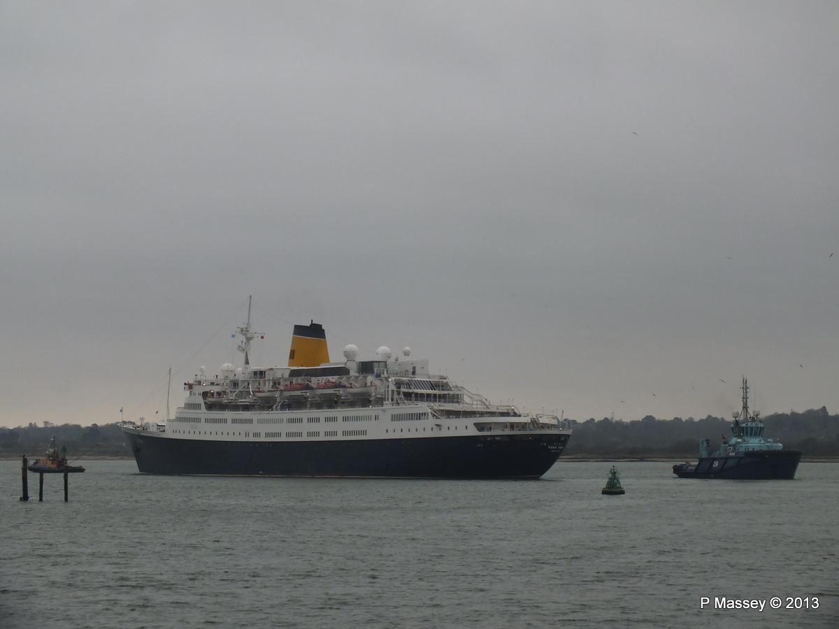 SAGA RUBY under tow Southampton PDM 08-01-2013 15-26-07
