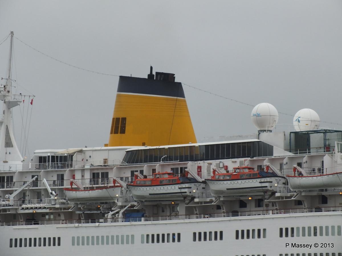 SAGA RUBY under tow Southampton PDM 08-01-2013 15-22-43