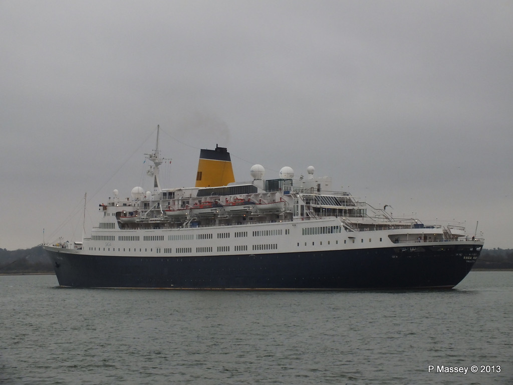 SAGA RUBY under tow Southampton PDM 08-01-2013 15-23-54