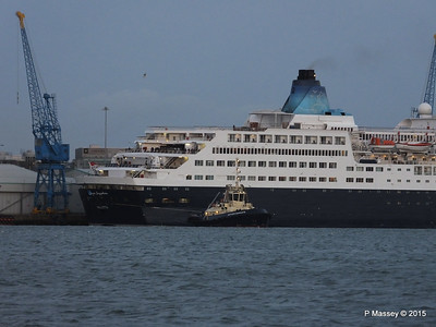 SAGA SAPPHIRE Departing Southampton PDM 10-01-2015 16-19-35