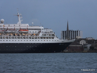 SAGA SAPPHIRE Departing Southampton PDM 10-01-2015 16-24-43