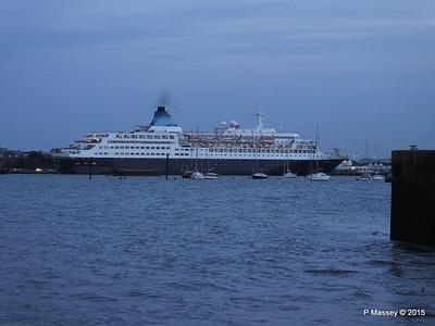 SAGA SAPPHIRE Departing Southampton PDM 10-01-2015 16-29-58