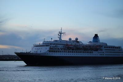 SAGA SAPPHIRE Departing Southampton PDM 10-01-2016 16-21-22