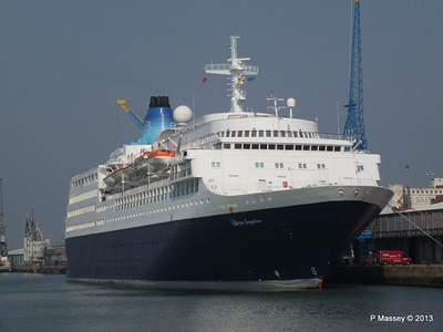 Cruise Ships in UK Waters