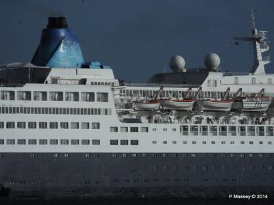 SAGA SAPPHIRE Departing Southampton PDM 07-01-2014 12-20-23