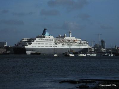 SAGA SAPPHIRE Departing Southampton PDM 07-01-2014 12-23-54