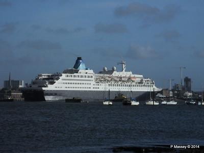 SAGA SAPPHIRE Departing Southampton PDM 07-01-2014 12-23-42