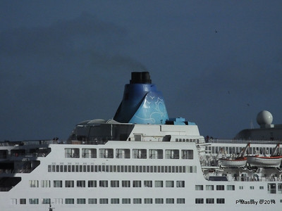 SAGA SAPPHIRE Departing Southampton PDM 07-01-2014 12-20-26