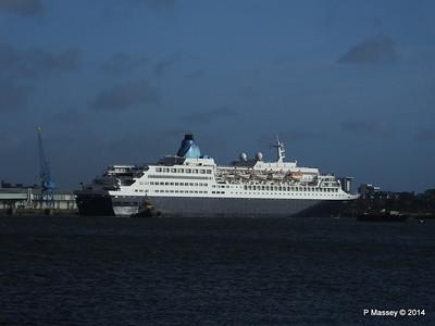 SAGA SAPPHIRE Departing Southampton PDM 07-01-2014 12-19-53