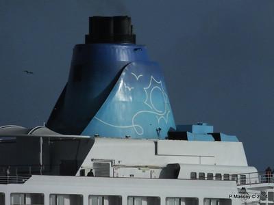 SAGA SAPPHIRE Departing Southampton PDM 07-01-2014 12-20-34