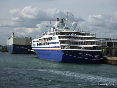 EXPLORER MORNING CALYPSO Southampton PDM 22-08-2014 16-59-51