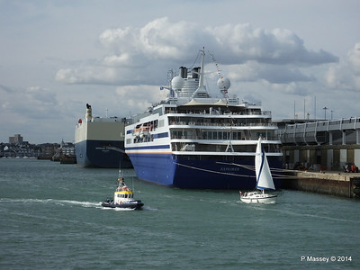 EXPLORER MORNING CALYPSO Southampton PDM 22-08-2014 16-59-34