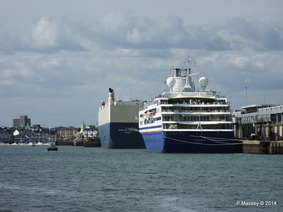 EXPLORER MORNING CALYPSO Southampton PDM 22-08-2014 16-31-05