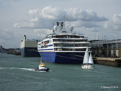 EXPLORER MORNING CALYPSO Southampton PDM 22-08-2014 16-59-35