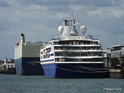 EXPLORER MORNING CALYPSO Southampton PDM 22-08-2014 16-31-08