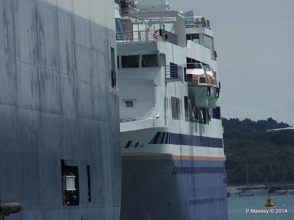 MORNING CALYPSO EXPLORER Southampton PDM 22-08-2014 13-40-043