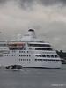 Alison MacGregor SILVER CLOUD Departing Southampton PDM 20-07-2011 21-08-40