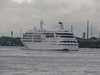 Alison MacGregor SILVER CLOUD Departing Southampton PDM 20-07-2011 21-11-04