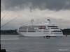 Alison MacGregor SILVER CLOUD Departing Southampton PDM 20-07-2011 21-08-30