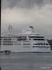 Alison MacGregor SILVER CLOUD Departing Southampton PDM 20-07-2011 21-08-56