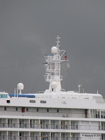 SILVER CLOUD Departing Southampton PDM 20-07-2011 21-03-43