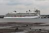 VIKING SEA Departing Southampton PDM 27-04-2017 18-00-32