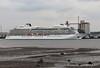 VIKING SEA Departing Southampton PDM 27-04-2017 18-00-27