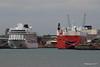 VIKING SEA Departing TUGELA Southampton PDM 27-04-2017 16-55-35