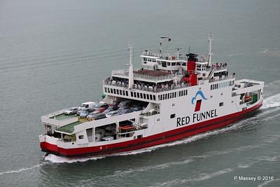 RED OSPREY Passing Southampton PDM 13-07-2016 17-41-16